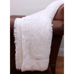 ChesterHill Fur Decorative Throw