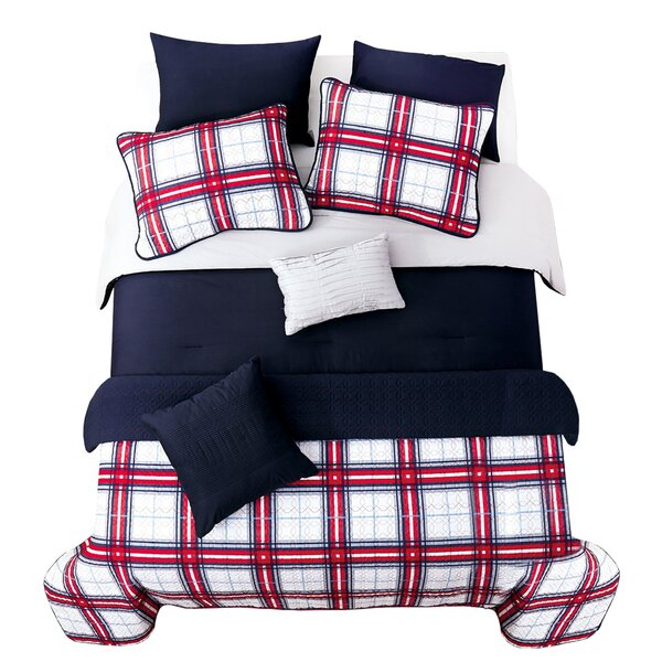 Ansted Reversible Coverlet Set