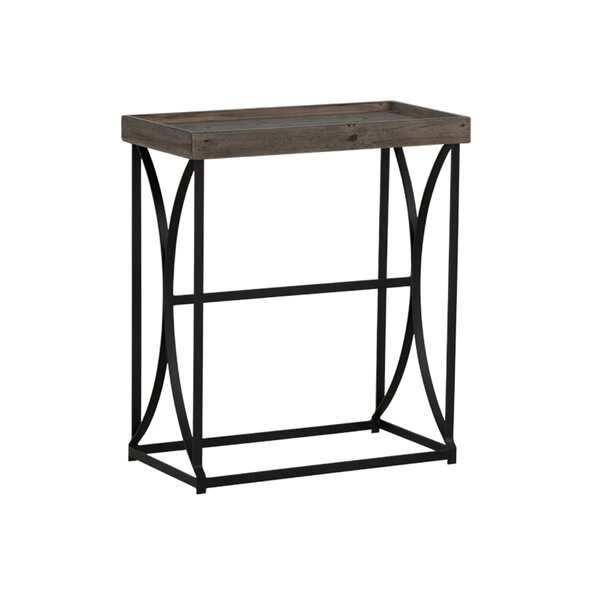 Faircloth 23.5'' Solid Wood Console Table By Union Rustic