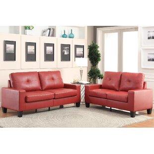 Offerman 2 Piece Living Room Set