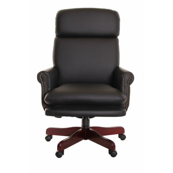 High-Back Executive Chair by TimeOffice Furniture