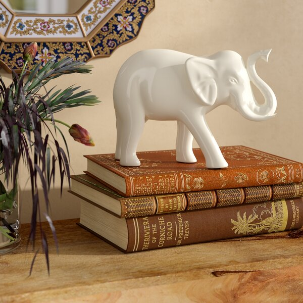 Rosendale Classic Decorative Elephant Figurine by Bloomsbury Market