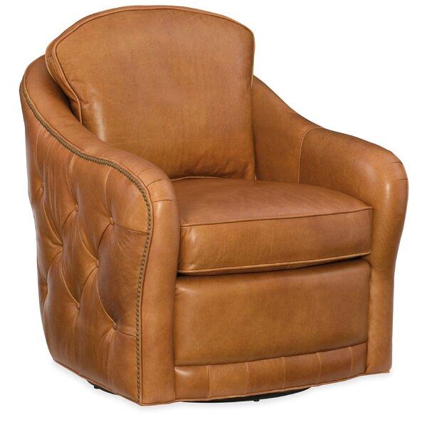 Hilton Swivel Armchair by Hooker Furniture