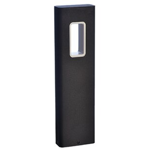 Savings 1 Light LED Bollard Light By Paradise Garden Lighting