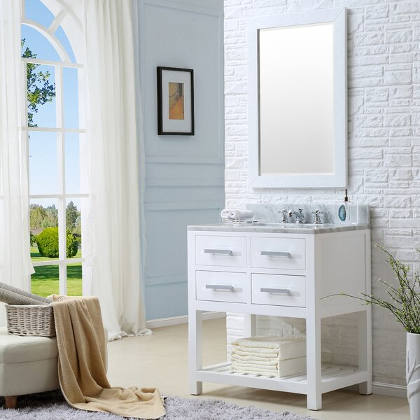 Berghoff 30 Single Bathroom Vanity Set by Andover Mills