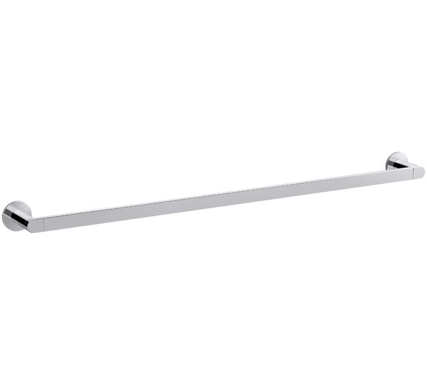 Composed® 30 Wall Mounted Towel Bar by Kohler