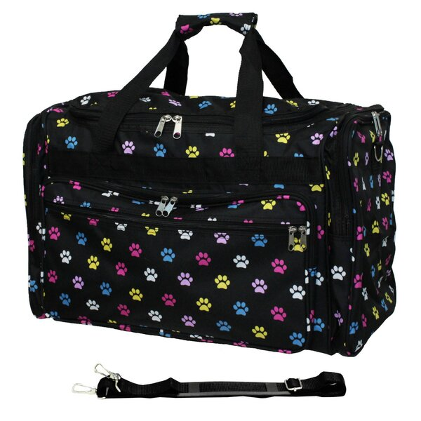 Paws 22 Travel Duffel by World Traveler