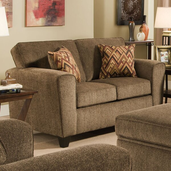 High-quality Ashton Loveseat by Chelsea Home by Chelsea Home