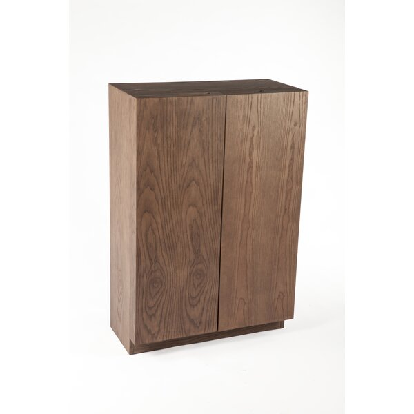Alberty Bar Armoire by Corrigan Studio