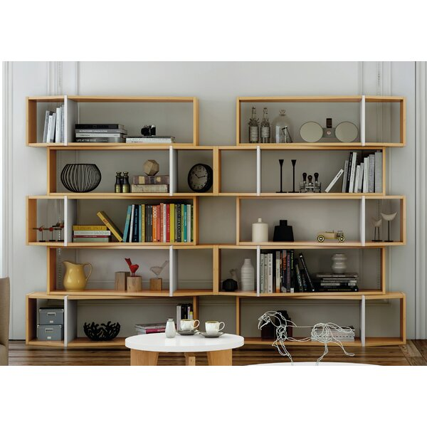 One Module Library Bookcase by Tema