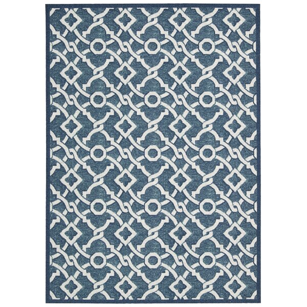 Treasures Artistic Twist Blue Jay Area Rug by Waverly