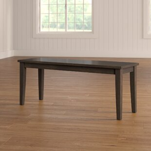 Alverson Wood Bench