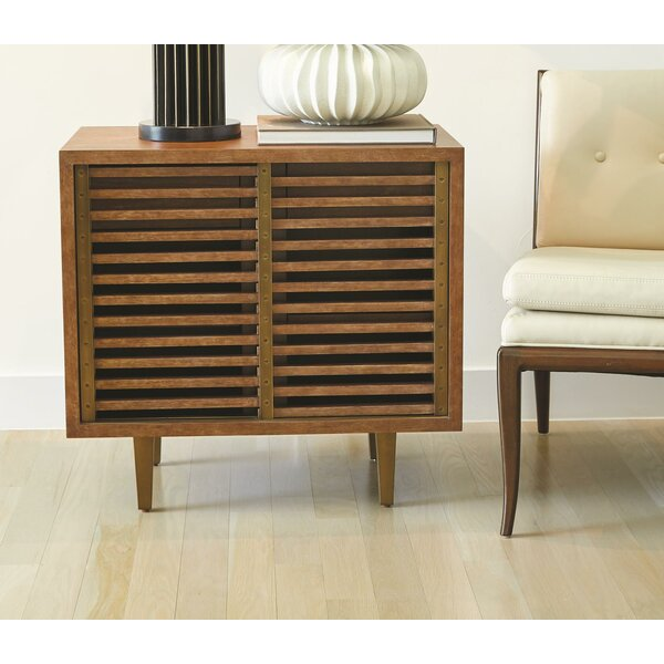 Nelson Bedside 2 Drawer Accent Chest by Global Views