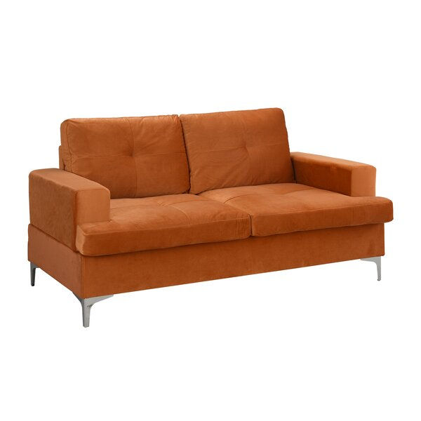 Hersche Loveseat by Zipcode Design