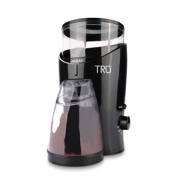 Electric Burr Coffee Grinder by TRU