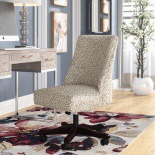 Cheetah Desk Chair Wayfair