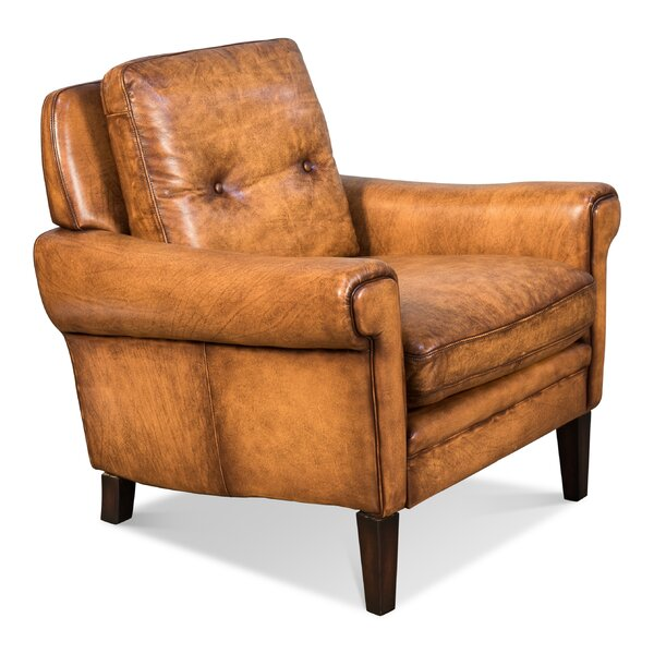 Cyrus Club Chair by 17 Stories