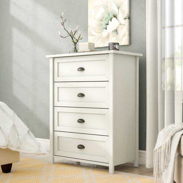 Design Geraldine 4 Drawer Chest By Andover Mills Today Only Sale