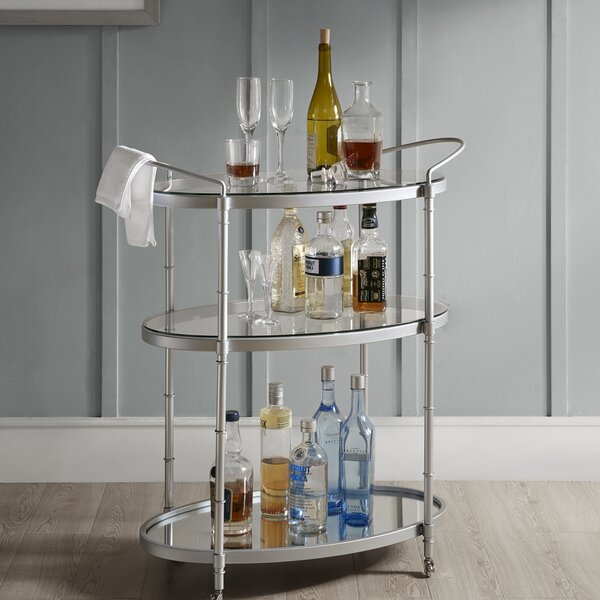 Lauren Bar Cart by Madison Park Signature