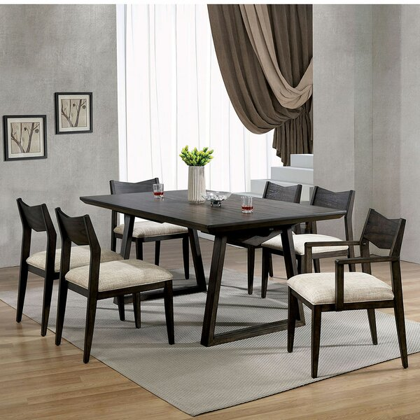Trosky 7 Piece Dining Set by Brayden Studio