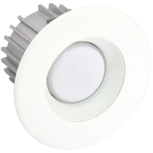 Online Reviews X34 4 LED Recessed Trim (Set of 6) By American Lighting LLC
