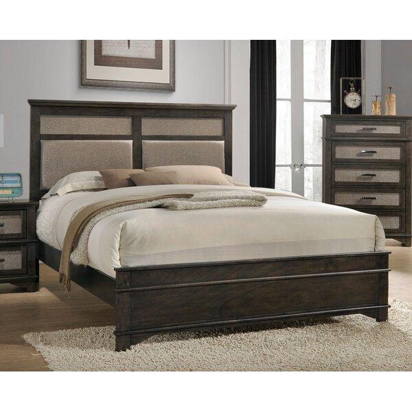 Gayden Upholstered Standard Bed by Ivy Bronx
