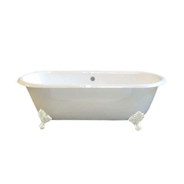 Cloud 67 x 31 Soaking Bathtub by Strom Plumbing by Sign of the Crab
