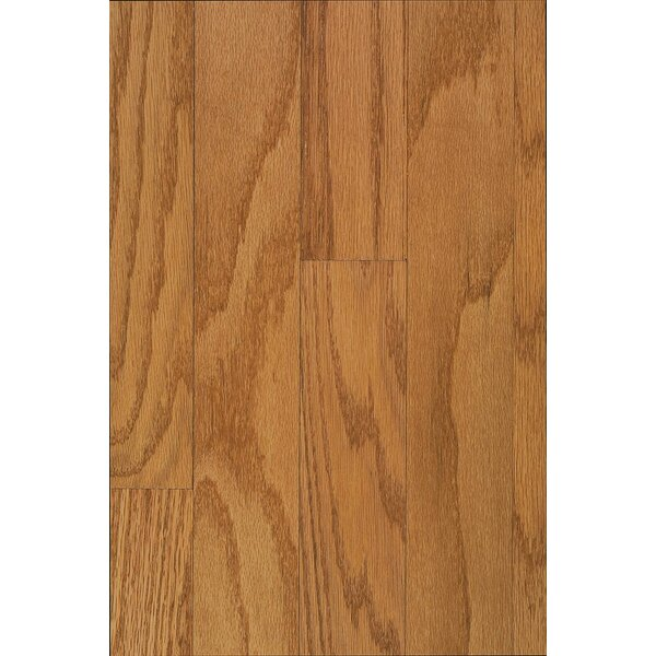 Beaumont 3 Engineered Oak Hardwood Flooring in Sienna by Armstrong Flooring