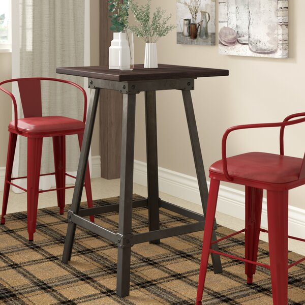 Isaac 3 Piece Pub Table Set by Laurel Foundry Modern Farmhouse
