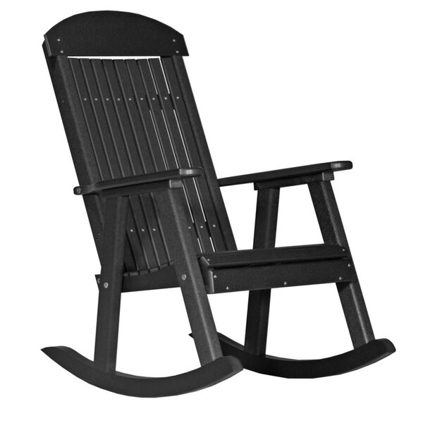 Arjan Grandpa'S Rocking Chair by Ebern Designs