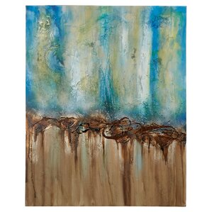 Geraint Painting Print on Wrapped Canvas