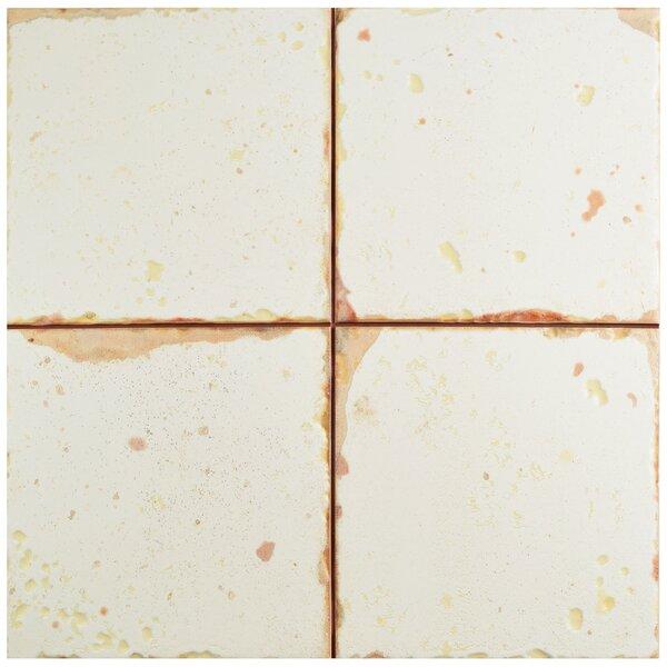 Artisanal 13 x 13 Ceramic Field Tile by EliteTile