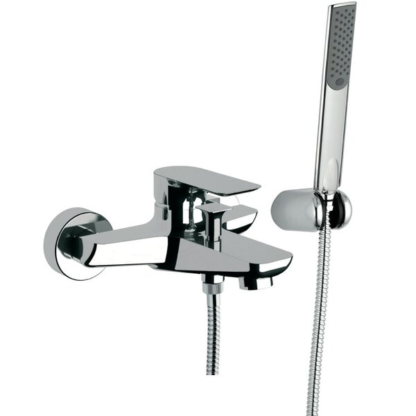 Single Lever Wall Mounted Tub Filler Diverter by Remer by Nameek's