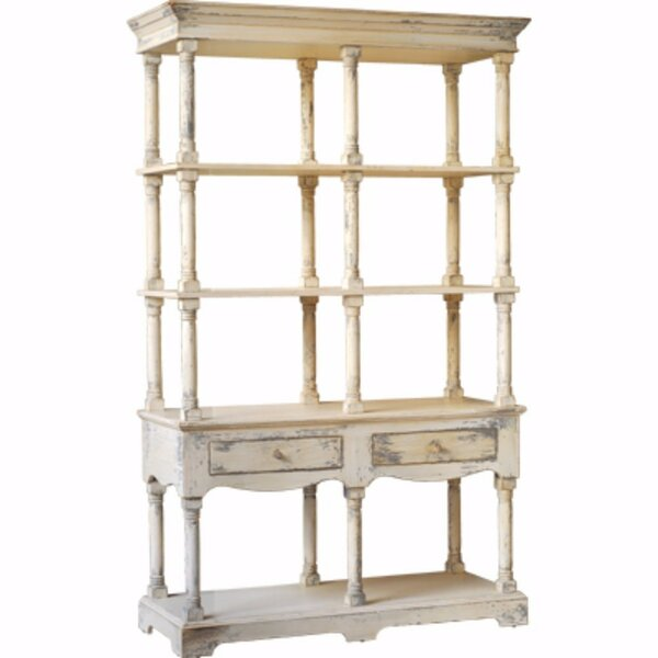 Rivoli Etagere Bookcase by Gracie Oaks