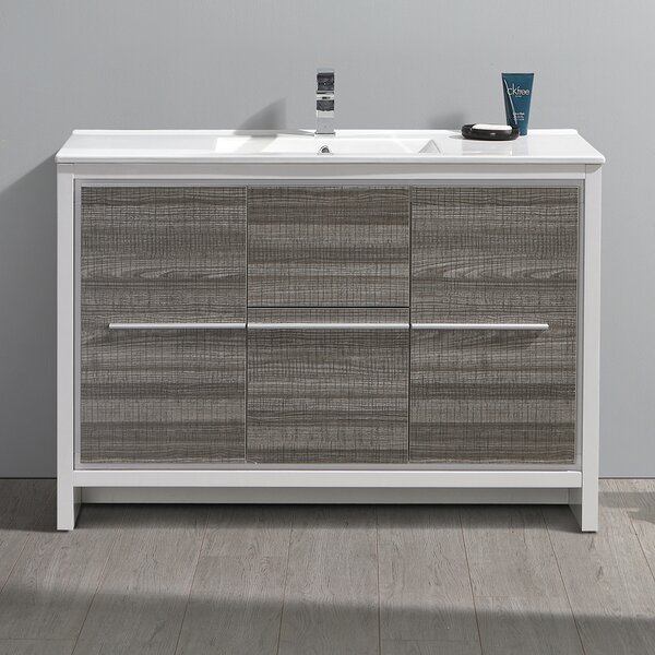 Trieste Allier Rio 47 Single Bathroom Vanity Set by Fresca