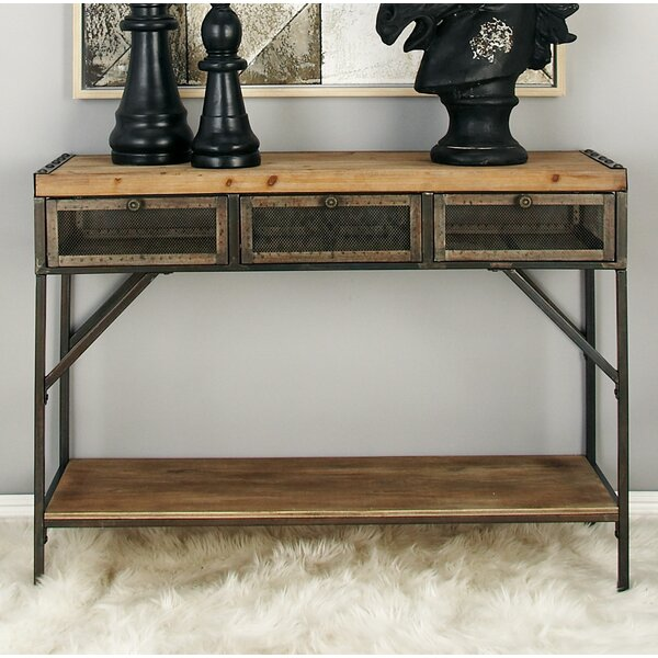 Cottrill Console Table by Gracie Oaks