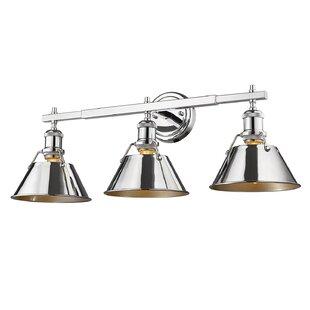 Buy luxury Weatherford 3-Light Vanity Light By Trent Austin Design