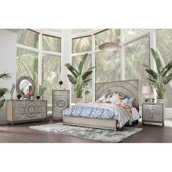 4 Piece Bedroom Set by Williams Import Co.