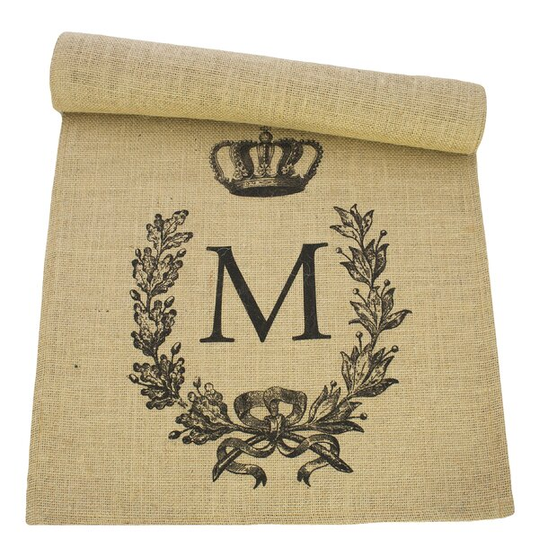 Personalized Table Runner by TheWatsonShop