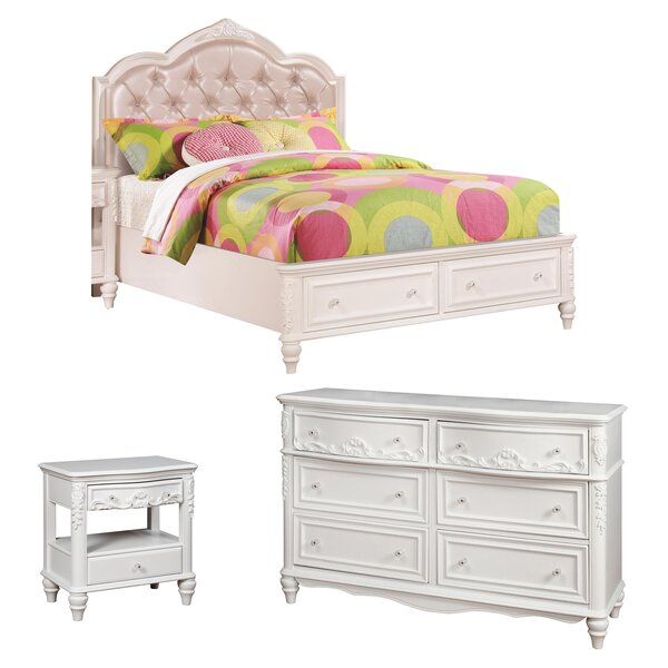 Whitney Platform Configurable Bedroom Set by Viv + Rae