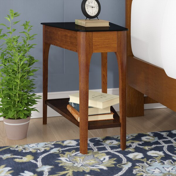 Elliott Bay End Table by Red Barrel Studio