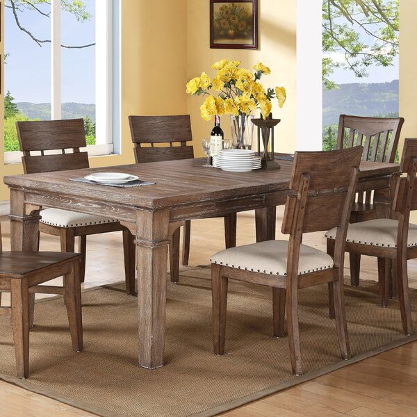 Plessis Extendable Dining Table by One Allium Way