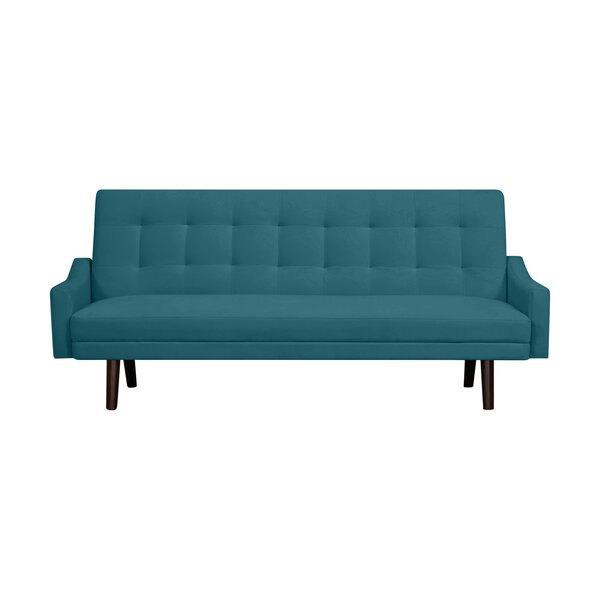 Westbrooks Convertible Sofa Bed By George Oliver 2019 Sale