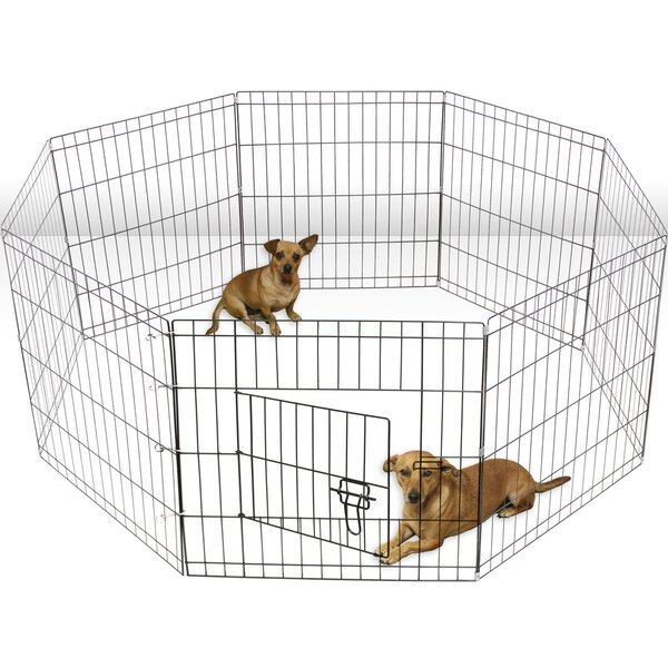 Exercise Dog Pen by OxGord