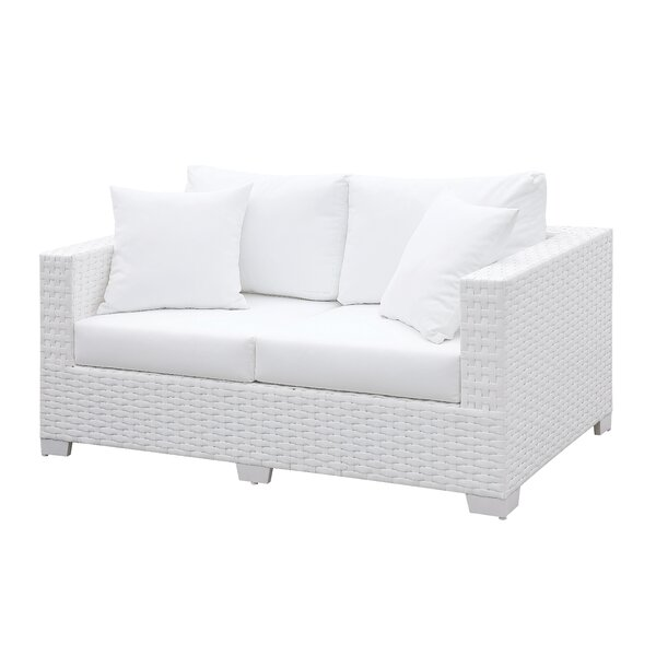 Kuhn Loveseat by Rosecliff Heights