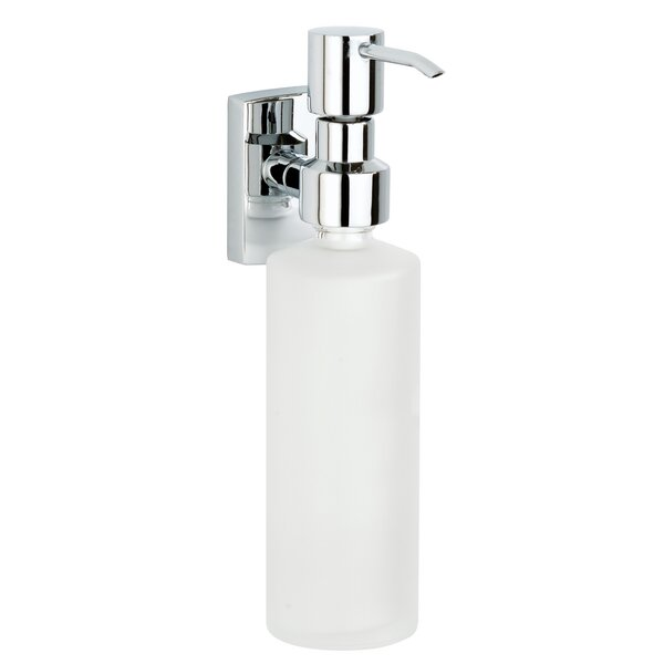 Klaam Soap Dispenser by no drilling required