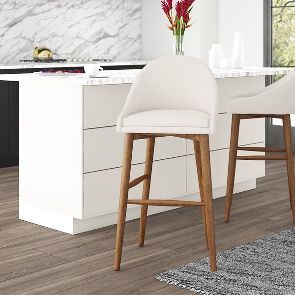 Prism Bar & Counter Stool (Set of 2) by Mercury Row