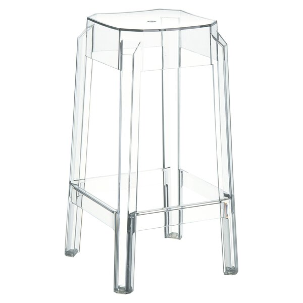 Allegra 25.5 Patio Bar Stool (Set of 2) by Mercer41