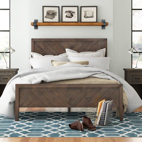 Kidsgrove Platform Bed by Three Posts Teen