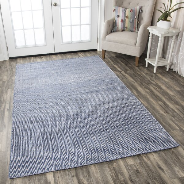 Ava Blue Rug by Birch Lane™